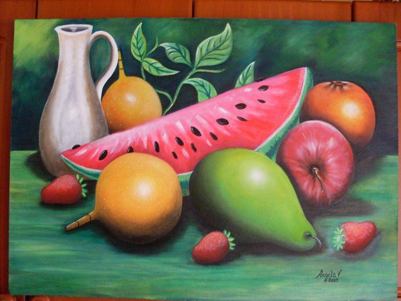 frutas del matrimonio Angela Patricia Velez Velez- Artelista.