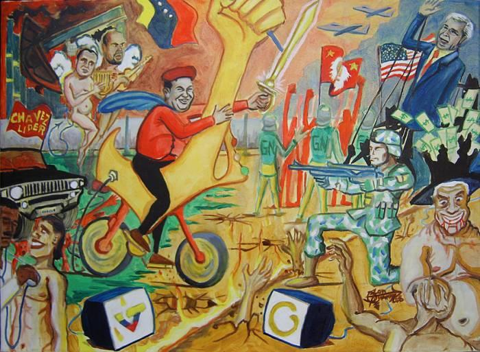 Proceso Bolichaviano y despertar del pueblo venezolano - Jon Juanma Illescas Martínez