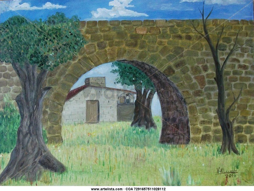 Puente romano a estrada manuel rodr guez villaverde - Manuel riesgo villaverde ...