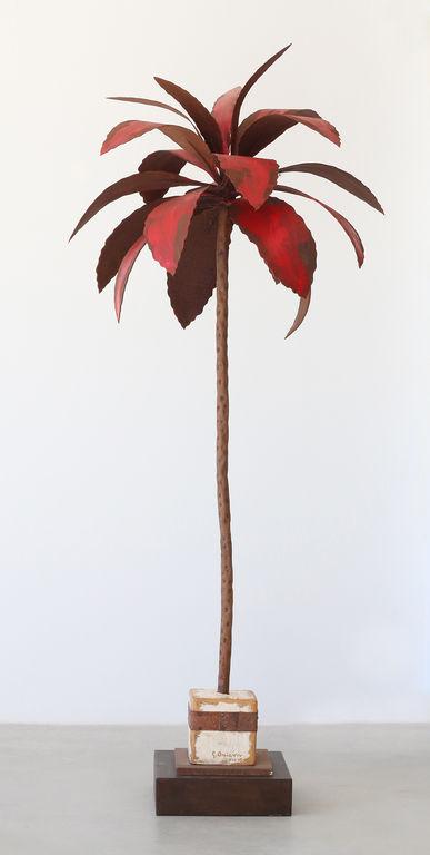 palmera roja - josé onieva