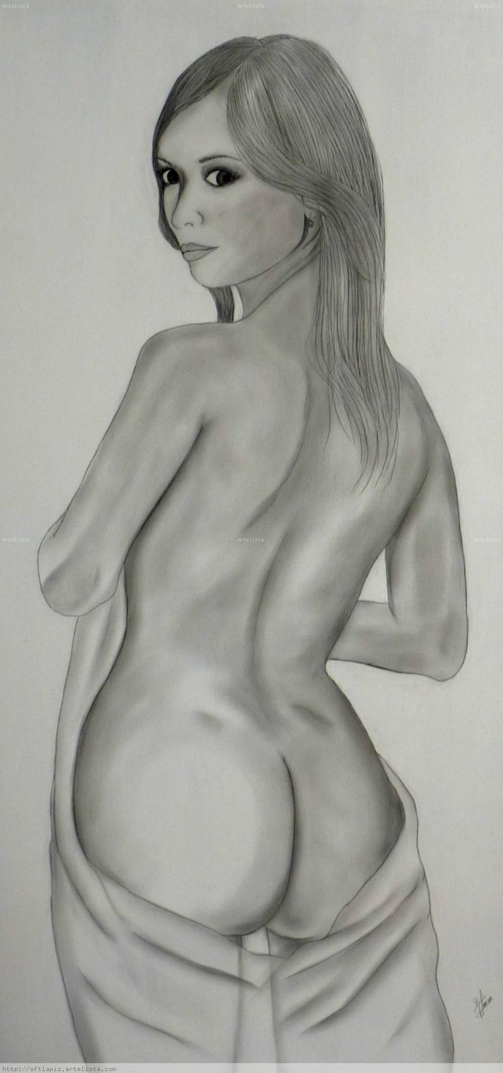 Rueda de tiempo dibujos desnudos