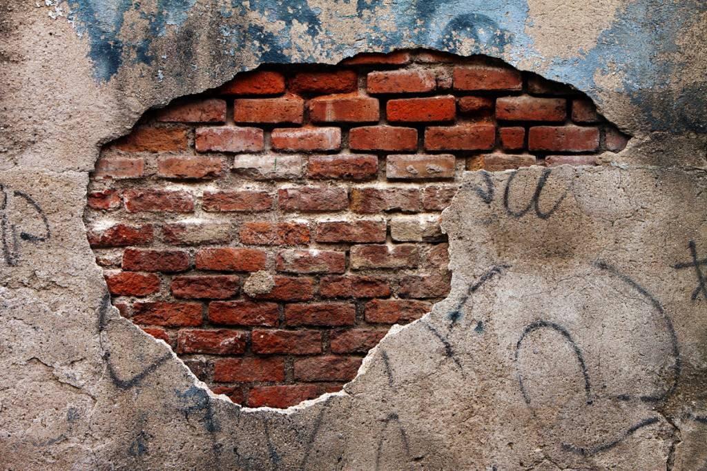 Pared y ladrillos bricks and wall tom s castelazo - Ladrillos para pared ...