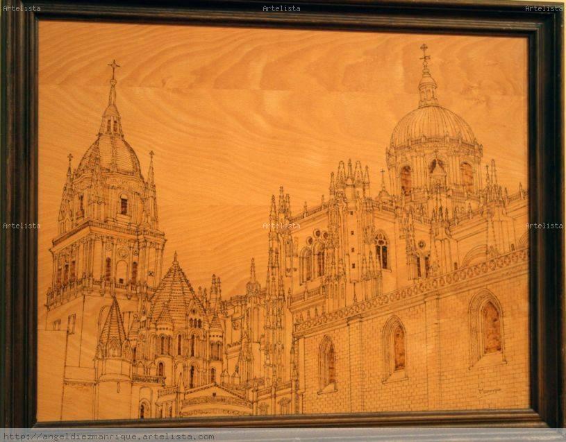Catedral Del Catedral Vieja y Torre Del
