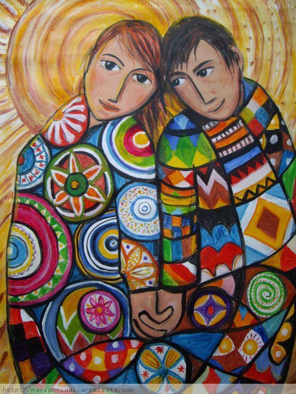 En pareja 2 marian vidal - Cuadros de parejas ...