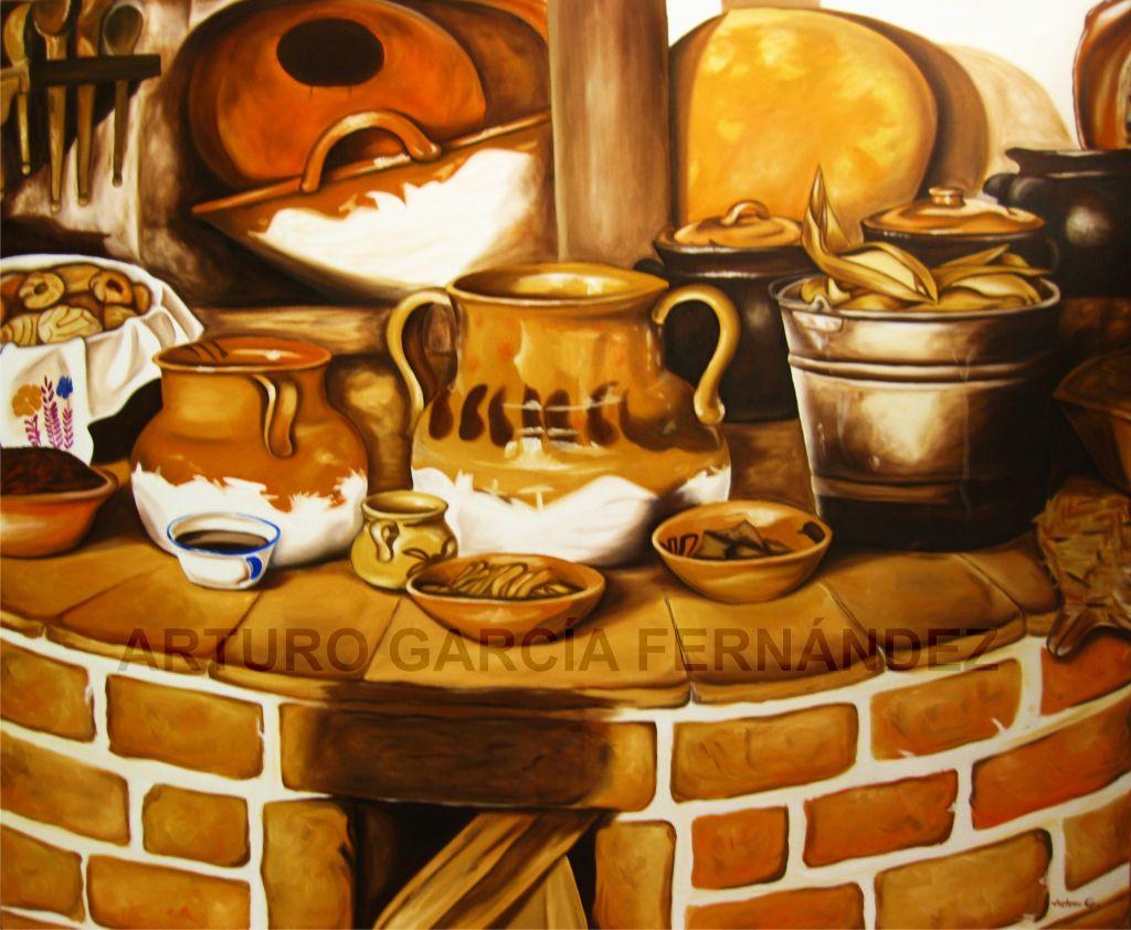 Caf De Olla Arturo Garcia Fernandez