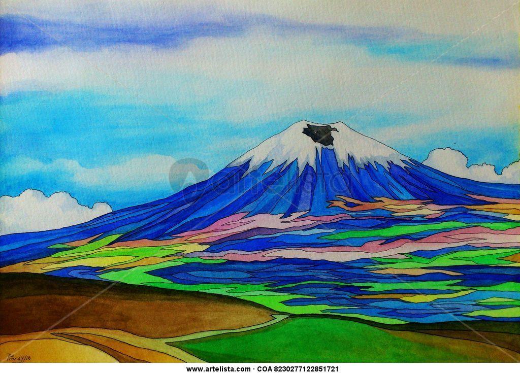 Volcán Cotopaxi Villacrés Pincay Artelistacom