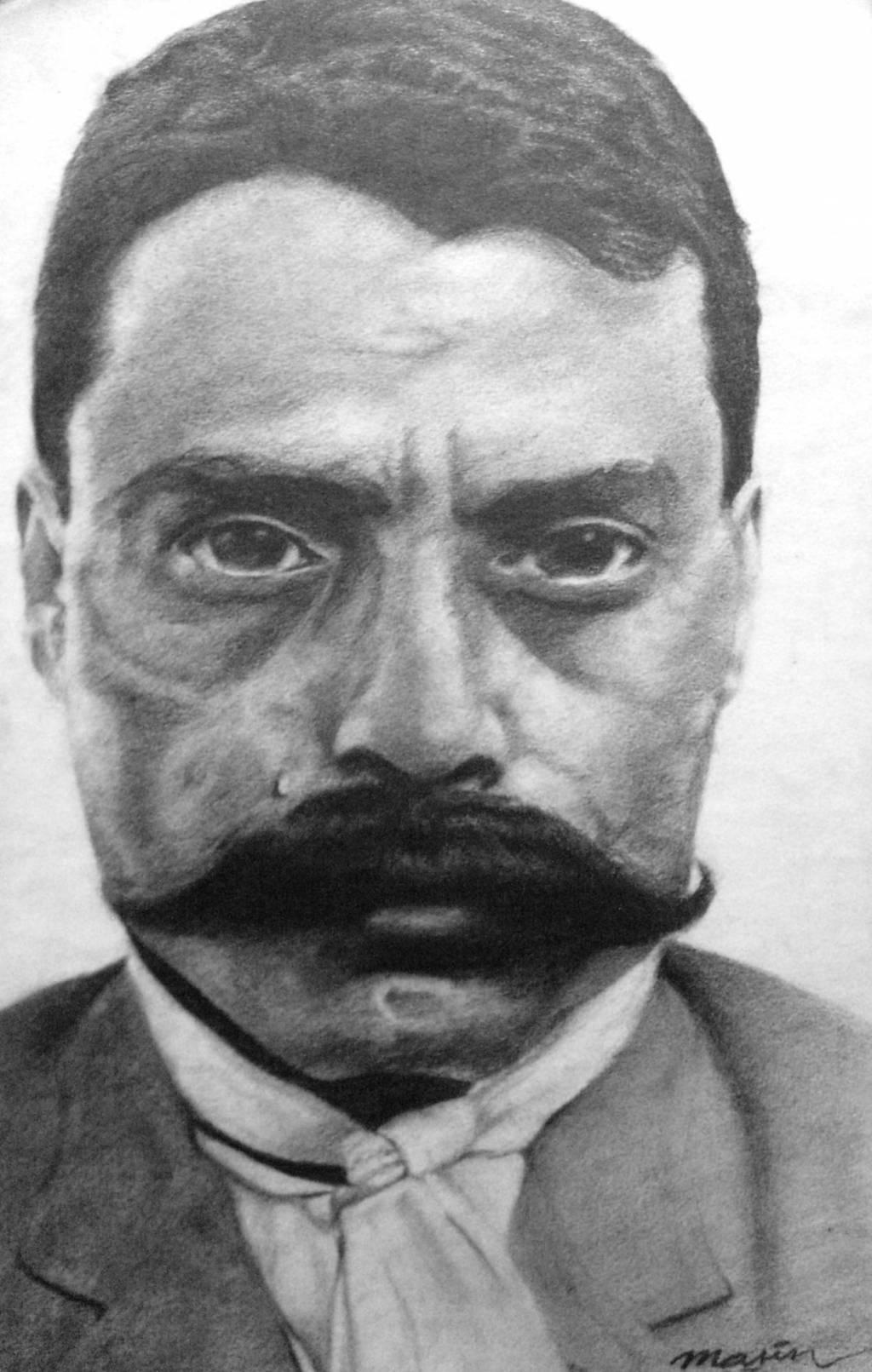 """Una carta en la que Pancho Villa le proponía a Emiliano Zapata invadir  Estados Unidos se publicó en el libro """"Nosotros los hombres ignorantes que  hacemos la ..."""