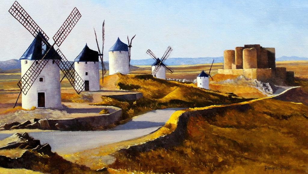 los molinos de viento
