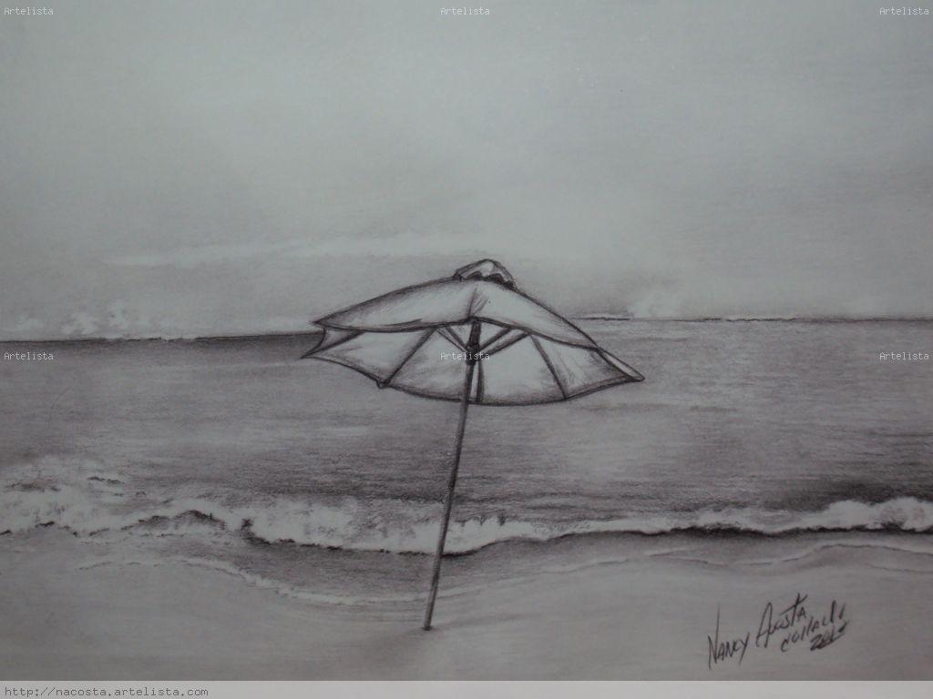 Paisaje Del Mar Nancy Acosta Artelista Com