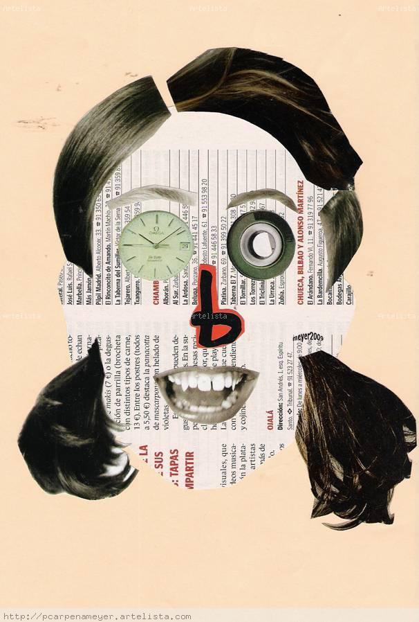 autorretrato Paloma Carpena Meyer - Artelista.com