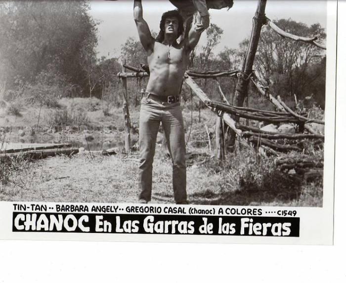 Chanoc En Las Garras De Las Fieras 3 Colección Fotográfica Bgl