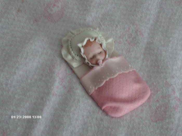 bebé dormida mary trejo- Artelista.
