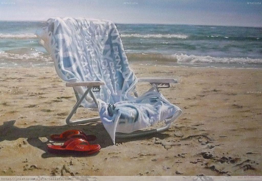 Silla en la playa jesus nieto pantoja - Silla para la playa ...