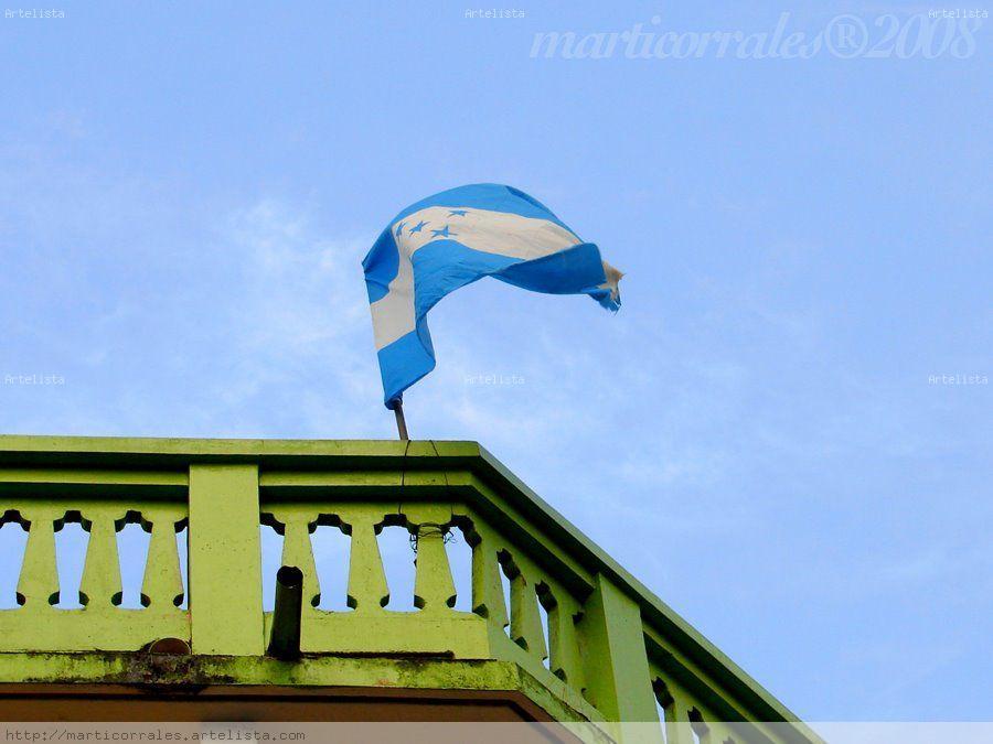 Bandera de honduras marvin corrales - Baneras de obra ...