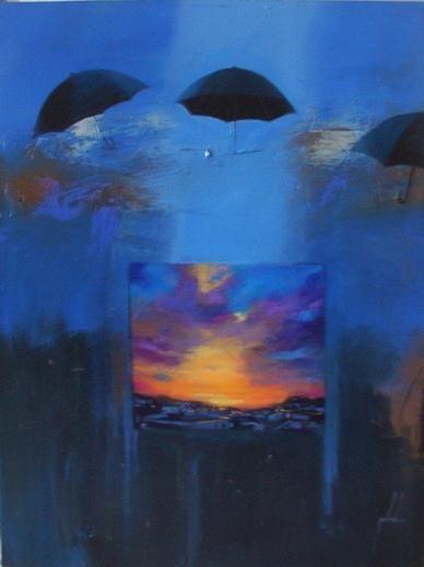 Este excelente artista dominicano participará en la expocición colectiva titulada