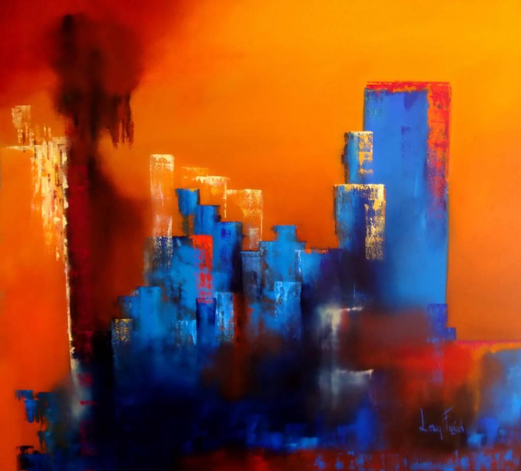Pintura: Luisa Lorena Abuchaibe