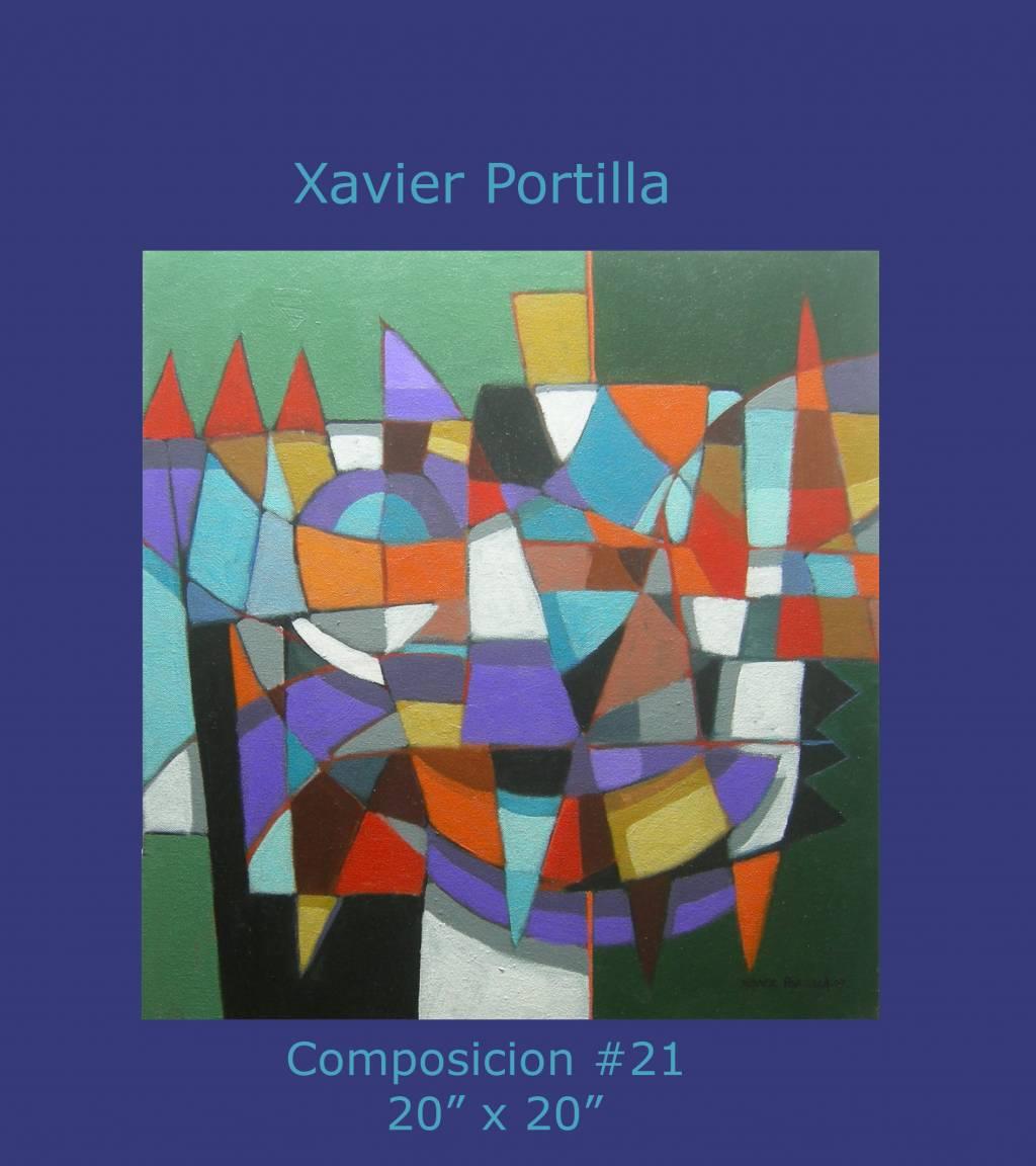Composicion 21 xavier portilla - Composicion cuadros ...