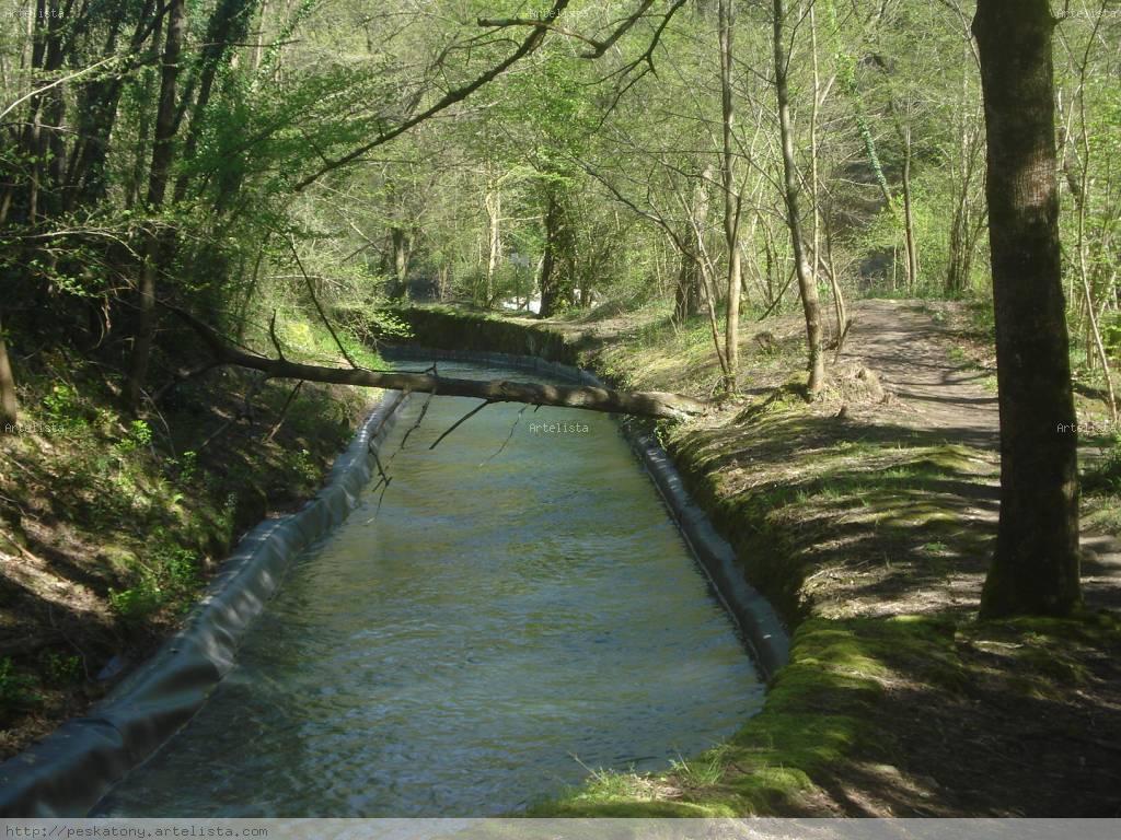 Resultado de imagen para desvio del cauce de los rios
