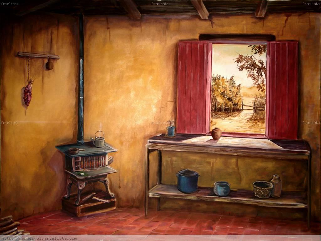 Cocina museo cultura alejandro mendez - Cuadros para cocinas modernas ...
