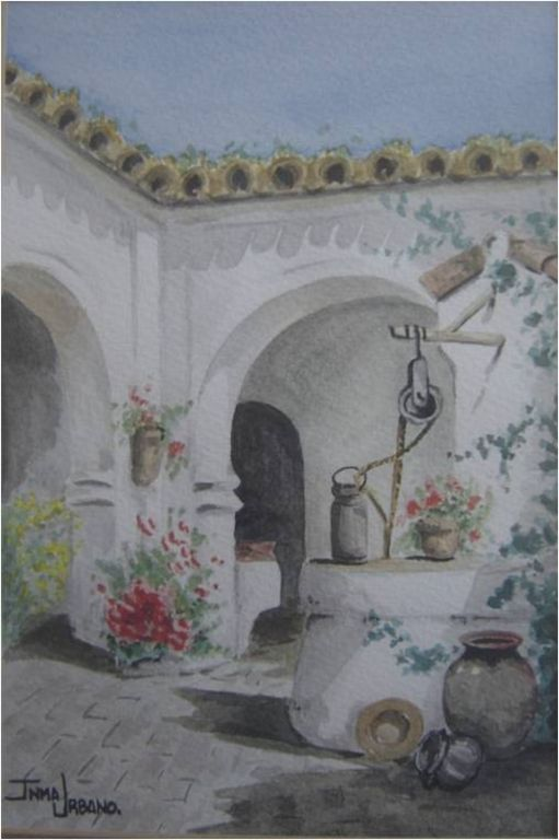 Patios andaluces 1 inmaculada urbano - Imagenes de patios andaluces ...