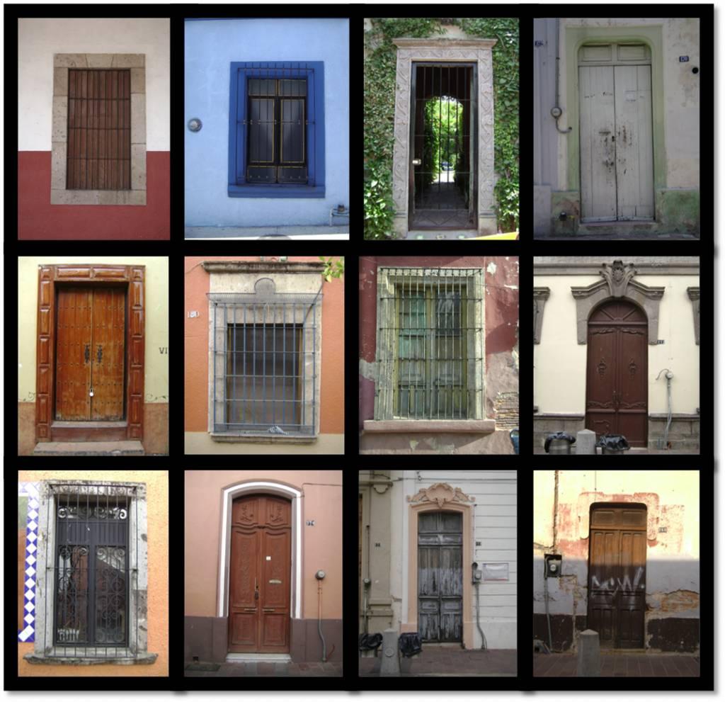 Fotos de puertas y ventanas imagui - Fotos para puertas ...