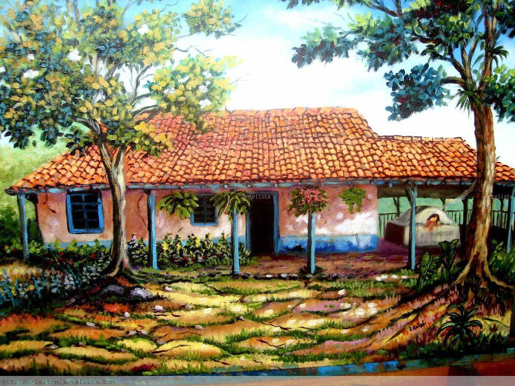 La casa de la terraza rafael alberto leiton montoya - La casa del cuadro ...