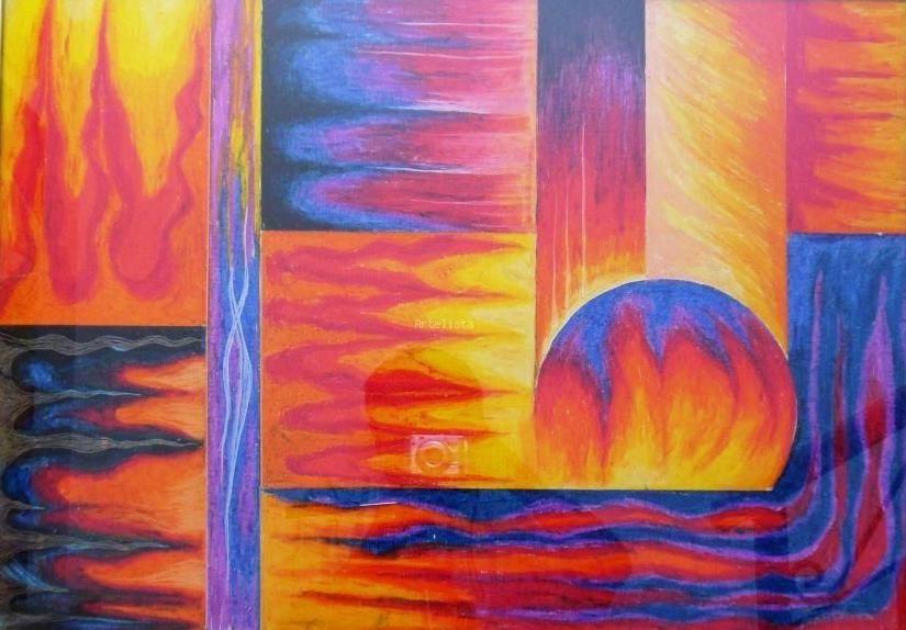 COMPOSICIÓN 4 MARCO FABIAN LOPEZ VARGAS- Artelista.com