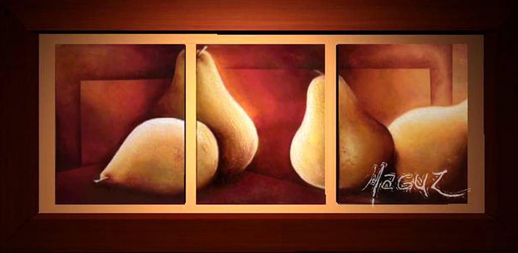 Pin cuadros modernos bodegones contemporaneos pelautscom - Cuadros contemporaneos ...