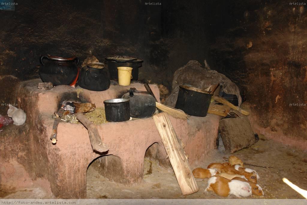 Cocina tipica pueblo maras ivan florez ojeda - Cocinas de pueblo ...