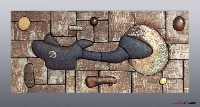 Ameboide Ceramica Org Nica Alberto Navarro Garcia