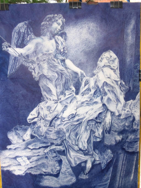 El extasis de Santa Teresa - manuel alvez pertegal