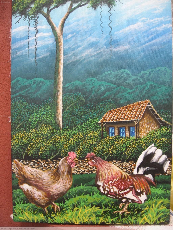 gallinas de costa rica EDGAR ( PICO) PIKIN SERRANO CORTÉS pikinblue ...