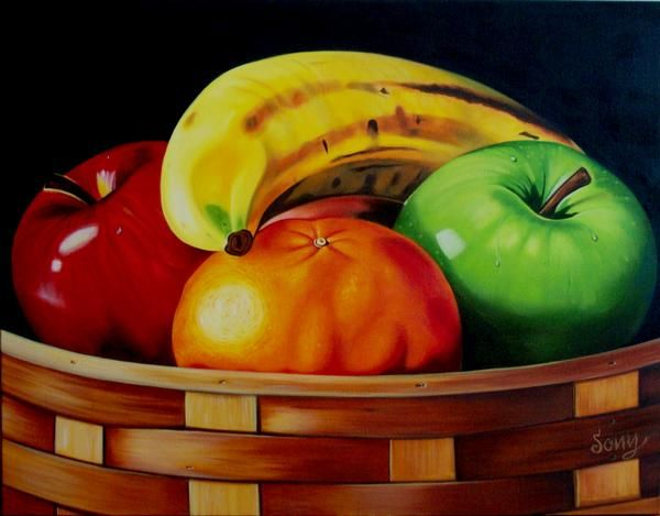 Bodegon de frutas imagui - Fotos de bodegones de frutas ...