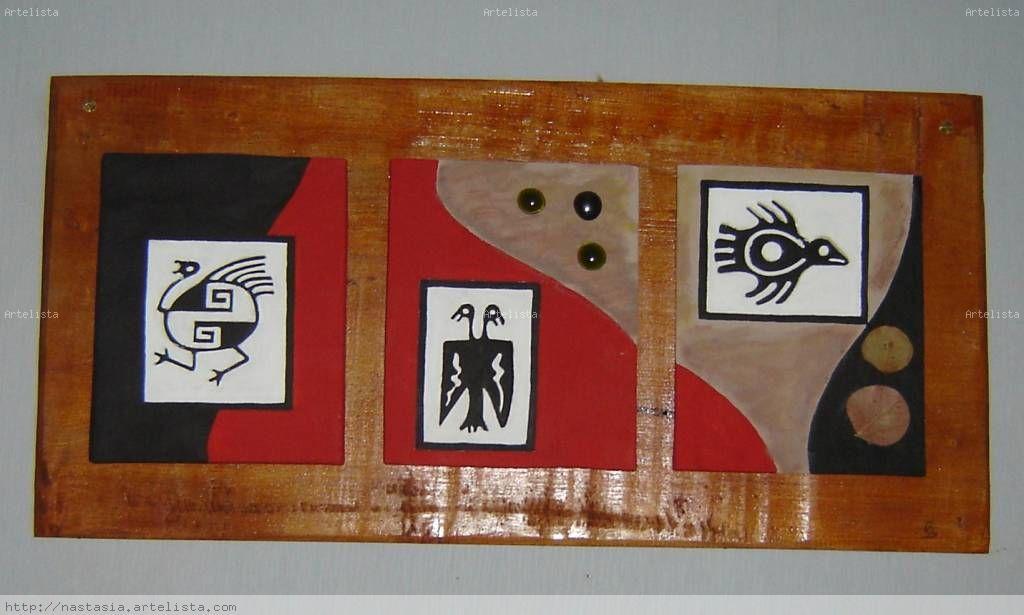 fotos de cuadros abstractos modernos muy baratos