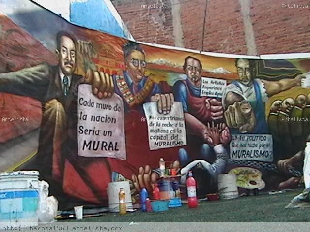Los Tres Grandes Muralistas Mexicanos Rivera Orozco Siqueiros
