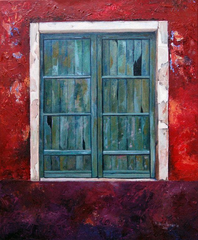 ventana verde pepa santamar a