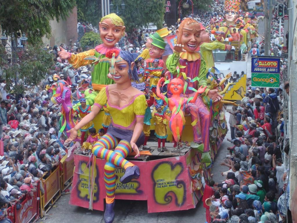 Uno de los mejores carnavales del mundo taringa - Los mejores carnavales del mundo ...