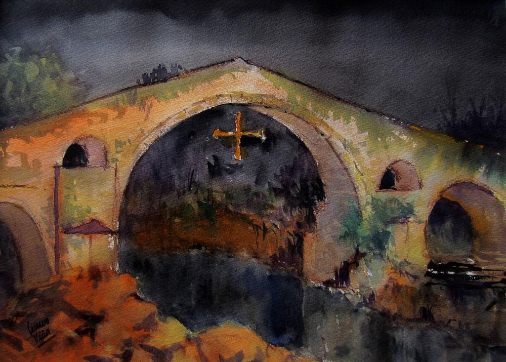 puente de cangas de onis