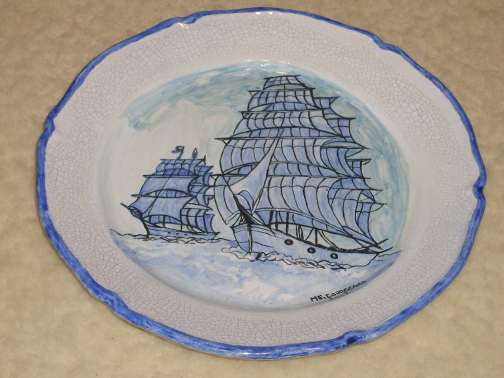 Barcos De Ceramica Maria Eugenia Correcher Gisbert
