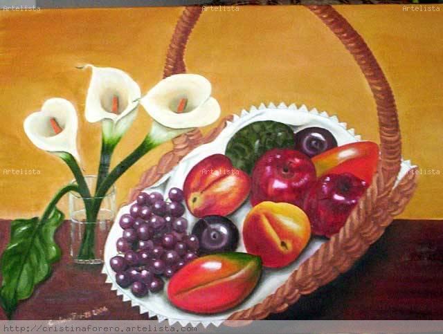 Limpressionnisme furthermore Flores Pintadas Con Lapiz Bodegon moreover Spring Is  ing Paintings By Mikki Senkarik additionally Mo  Photo further Masters Paint Diabetes. on oscar flores pinturas