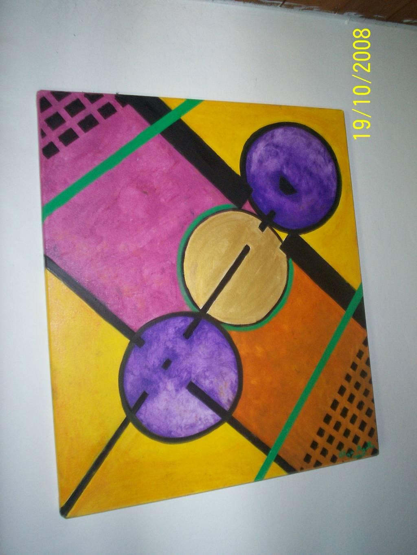 Figuras geometricas iii olga del carmen agote for Cuadros con formas geometricas