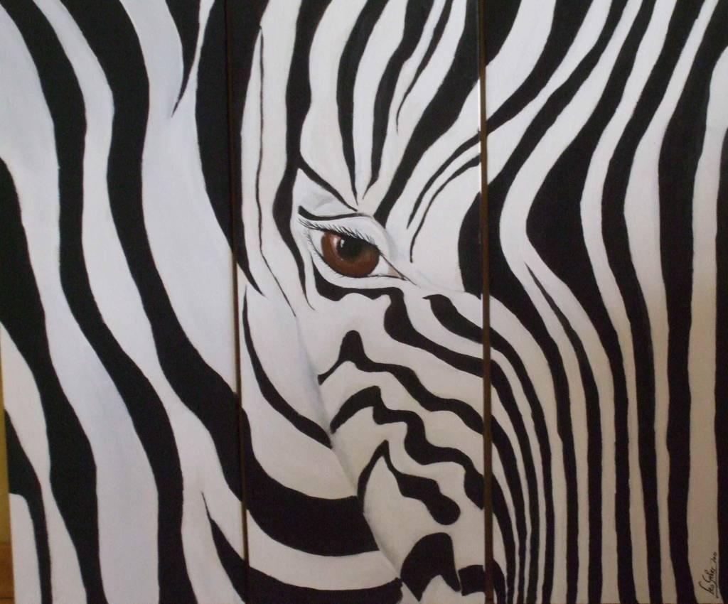 Cebra leonardo geler for Minimal art obras y autores
