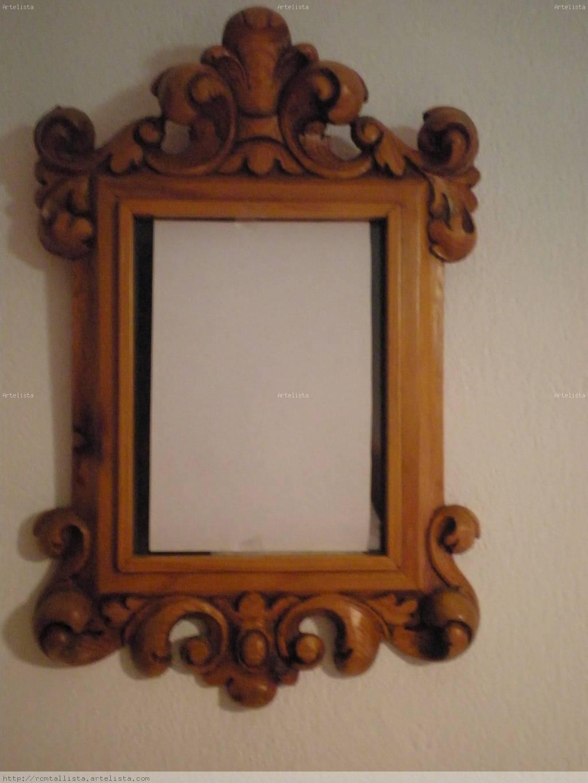 Dos marcos barrocos pequeños Rafael Córdoba Marin - Artelista.com