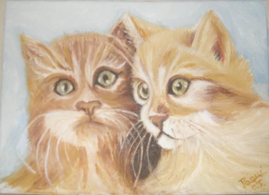 Gatitos bonitos paqui castellano su rez for Comprar cuadros bonitos