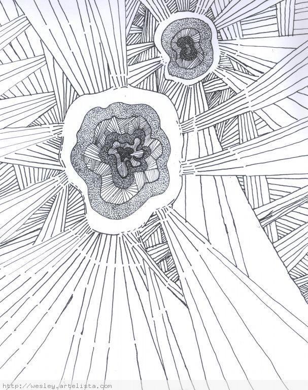 Microorganismos Wesley Acuña- Artelista.com - en
