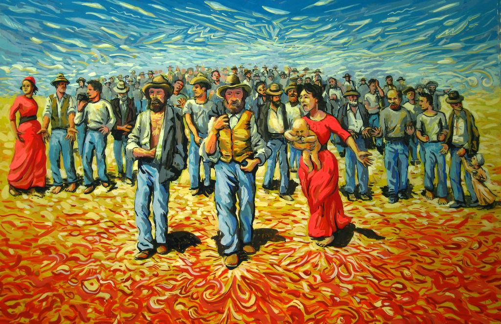 El Cuarto Poder Javier Arturo Molina Henriquez - Artelista.com