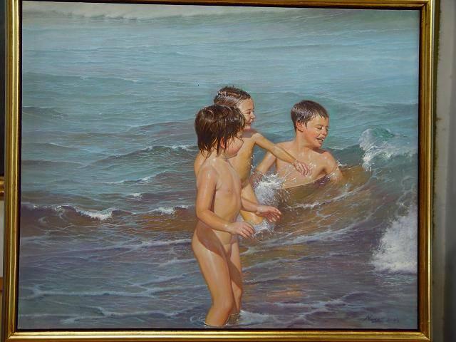 desnudos en la pintura: