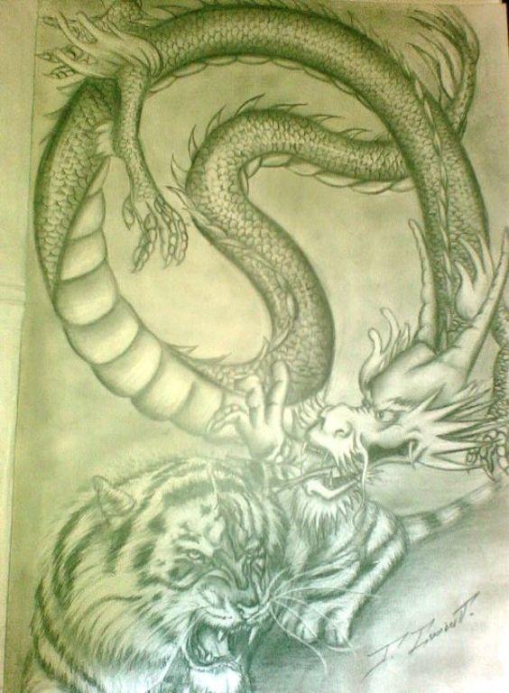 El Tigre Y El Dragon Joseph Isambertt Artelistacom