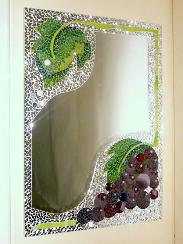 Vides juan carlos del valle - Decorar pared con espejos redondos ...