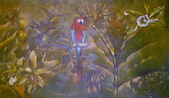 Dibujos De Flora Y Fauna